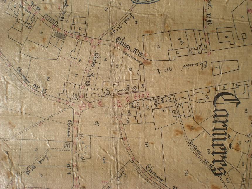 Atlas des chemins vicinaux
