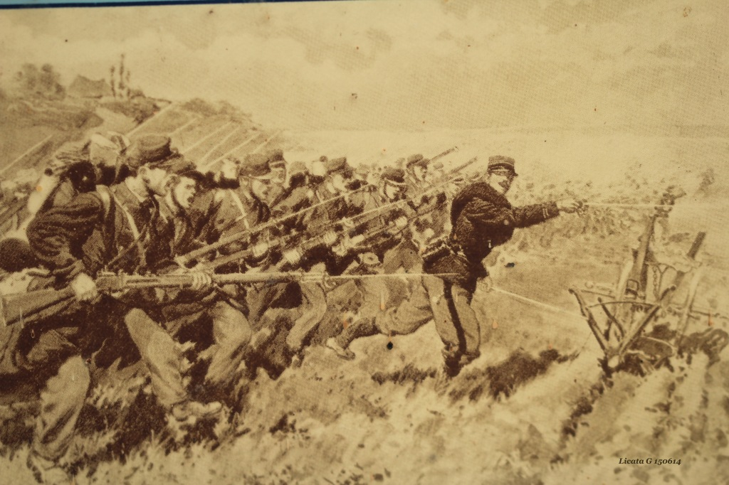 Bataille de Collarmont 14-18