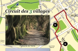 Circuit des 3 villages