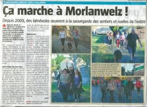Circuit des 3 villages-Nouvelle Gazette