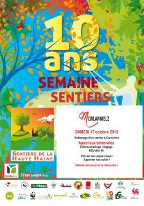 Morlanwelz:: Semaine des sentiers
