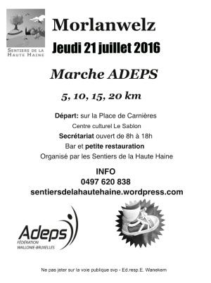 Marche-ADEPS-Morlanwelz-